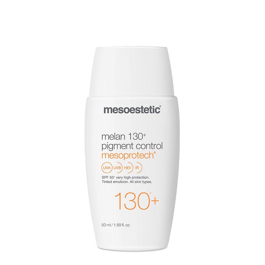 Kem chống nắng cho da nám Mesoestetic Mesoprotech Melan 130+ Pigment Control