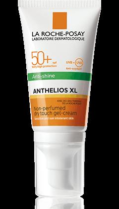 Kem chống nắng cho da dầu không mùi La Roche - Posay Anthelios XL Non-Perfumed Dry Touch Gel Cream SPF  50+ UVB + UVA sensitive and sun intolerant skin