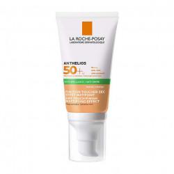 Kem chống nắng cho da dầu La Roche-Posay Anthelios XL Tinted Dry Touch Gel - Cream SPF 50+ (Có màu)