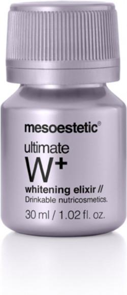 Nước uống làm trắng da Mesoestetic Ultimate W+ Whitening Elixir