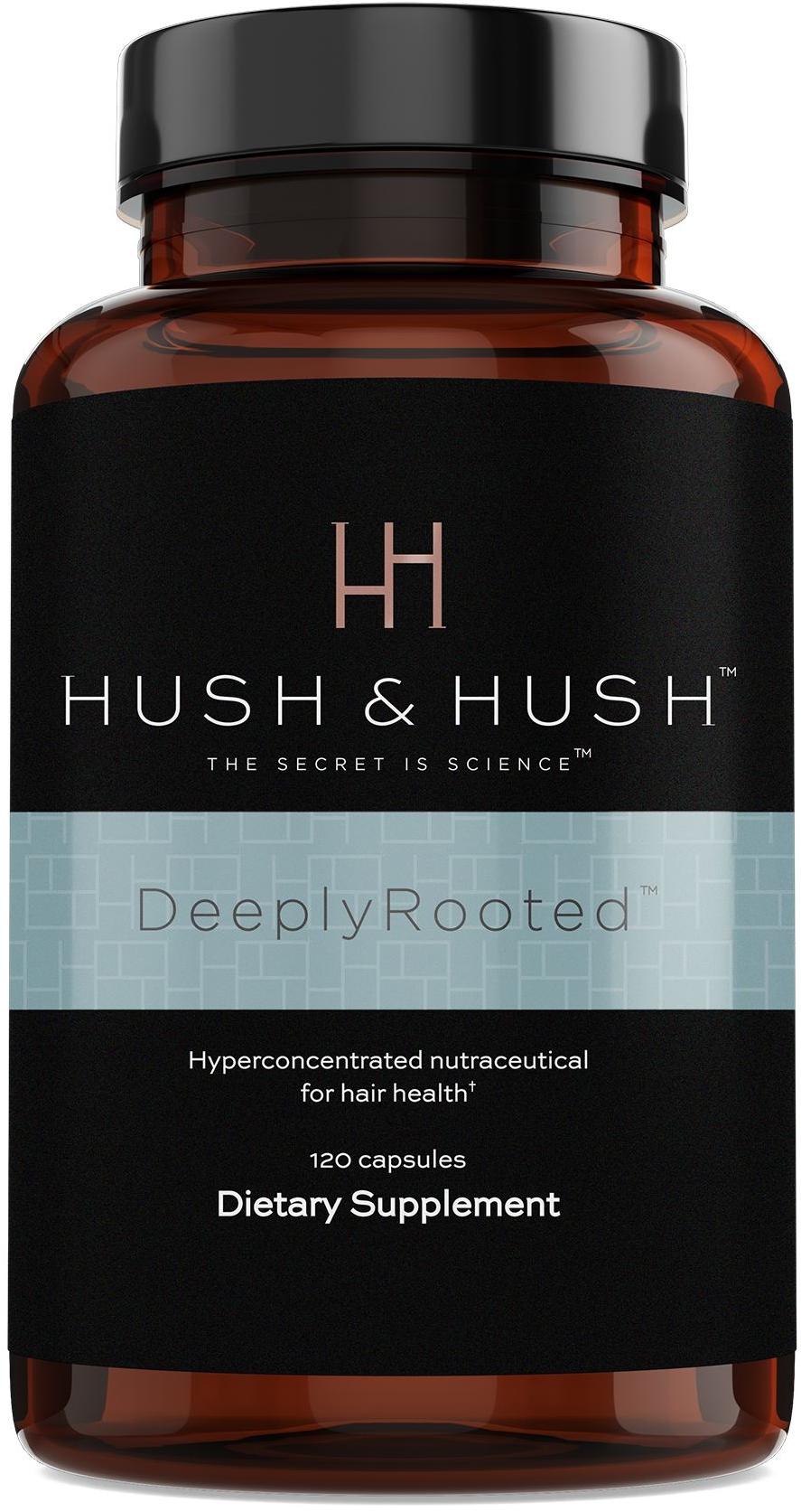 Viên uống chống rụng tóc và phục hồi tóc Image Skincare Hush & Hush Deeply Rooted