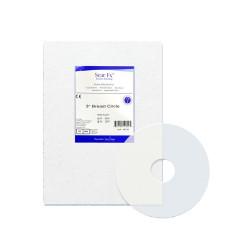 Miếng dán xóa mờ sẹo phẫu thuật ngực Rejuvaskin Scar FX 3″ Breast Circle (Hình tròn)