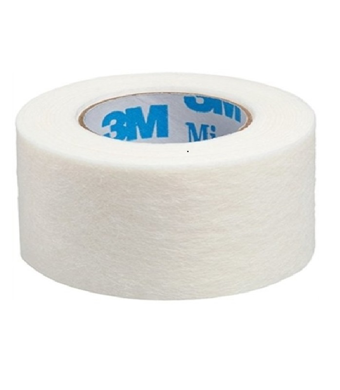 Băng keo y tế cố định miếng dán fx Micropore Standard Hypoallergenic Paper Surgical Tape