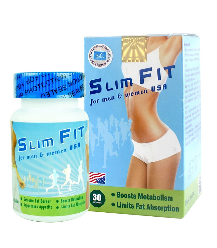 Viên uống giảm cân SlimFit USA