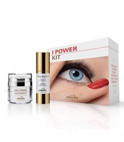 Bộ chống lão hóa vùng mắt Swissline I Power Kit