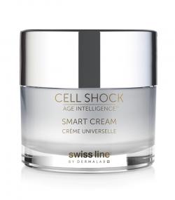 Kem tế bào gốc thông minh Swissline Cell Shock Age Intelligence™ Smart Cream