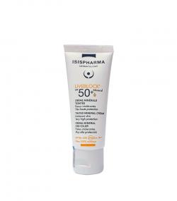 Kem chống nắng Isis Pharma Uveblock SPF50 Mineral Cream
