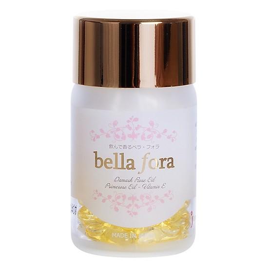 Viên uống tỏa hương tinh chất hoa hồng Bella Fora