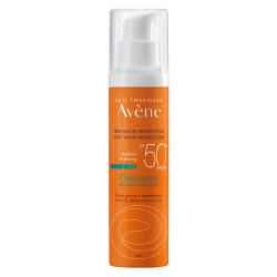 Kem chống nắng cho da nhờn mụn Avène Cleanance Solaire Sunscreen SPF 50+