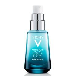 Dưỡng chất giàu khoáng chất dưỡng ẩm, giảm quầng thâm, bọng mắt Vichy Minéral 89 Eyes
