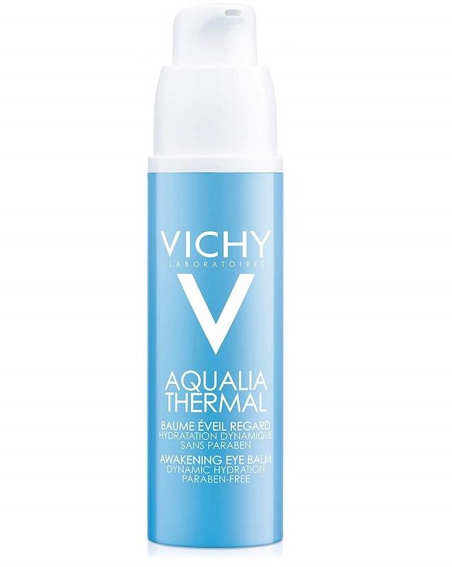Kem dưỡng ẩm giúp giảm quầng thâm, bọng mắt Vichy Aqualia Thermal Awakening Eye Balm Dynamic Hydration