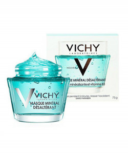 Mặt nạ khoáng làm dịu da Vichy Pureté Thermale Masque Mineral Désalterant