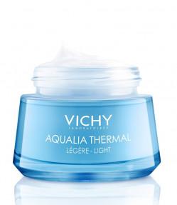 Kem dưỡng ẩm cho da căng mịn, ẩm mượt Vichy Aqualia Thermal Légère-Light
