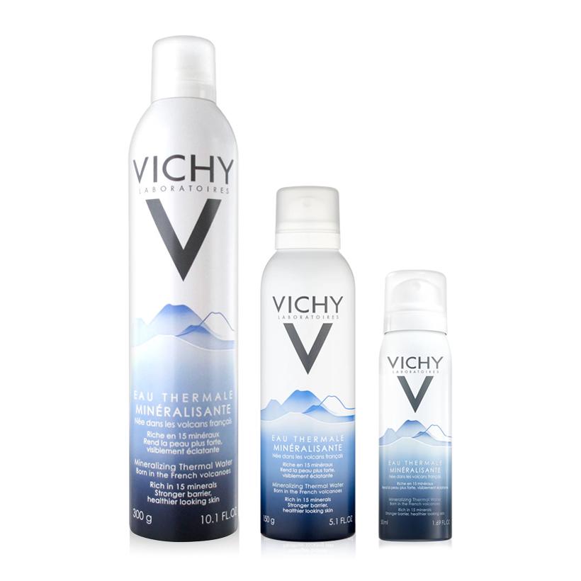Nước khoáng dưỡng da Vichy Eau Thermale Mineralizing Thermal Water