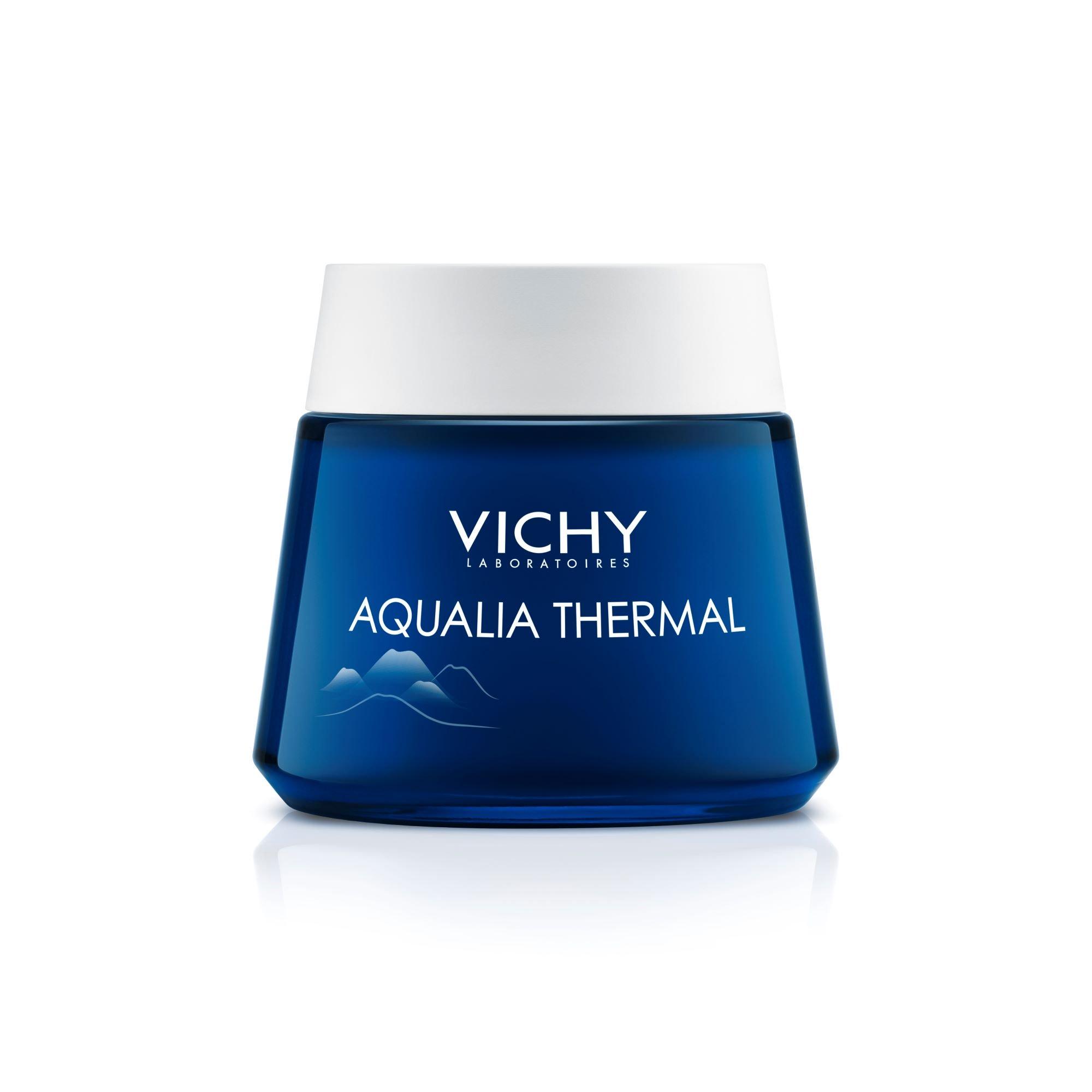 Mặt nạ ngủ cấp nước tức thì Vichy Aqualia Night Spa