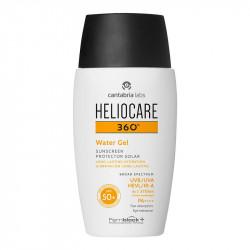 Gel nước chống nắng giữ ẩm Heliocare 360º Water gel SPF 50+