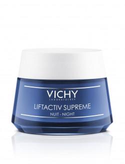 Kem dưỡng trẻ hóa da, ngăn ngừa lão hóa ban đêm Vichy Liftactiv Supreme Nuit Night