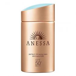 Sữa chống nắng Anessa Perfect UV Sunscreen Skincare Milk SPF 50+ PA++++