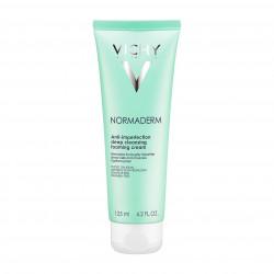 Sữa rửa mặt tạo bọt ngừa mụn & làm sạch sâu Vichy Normaderm Anti-Imperfection Deep Cleansing Foaming Cream