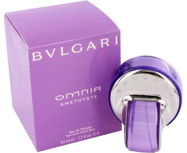 Nước hoa cho nữ Bvlgari Omnia Amethyste EDT Prefum