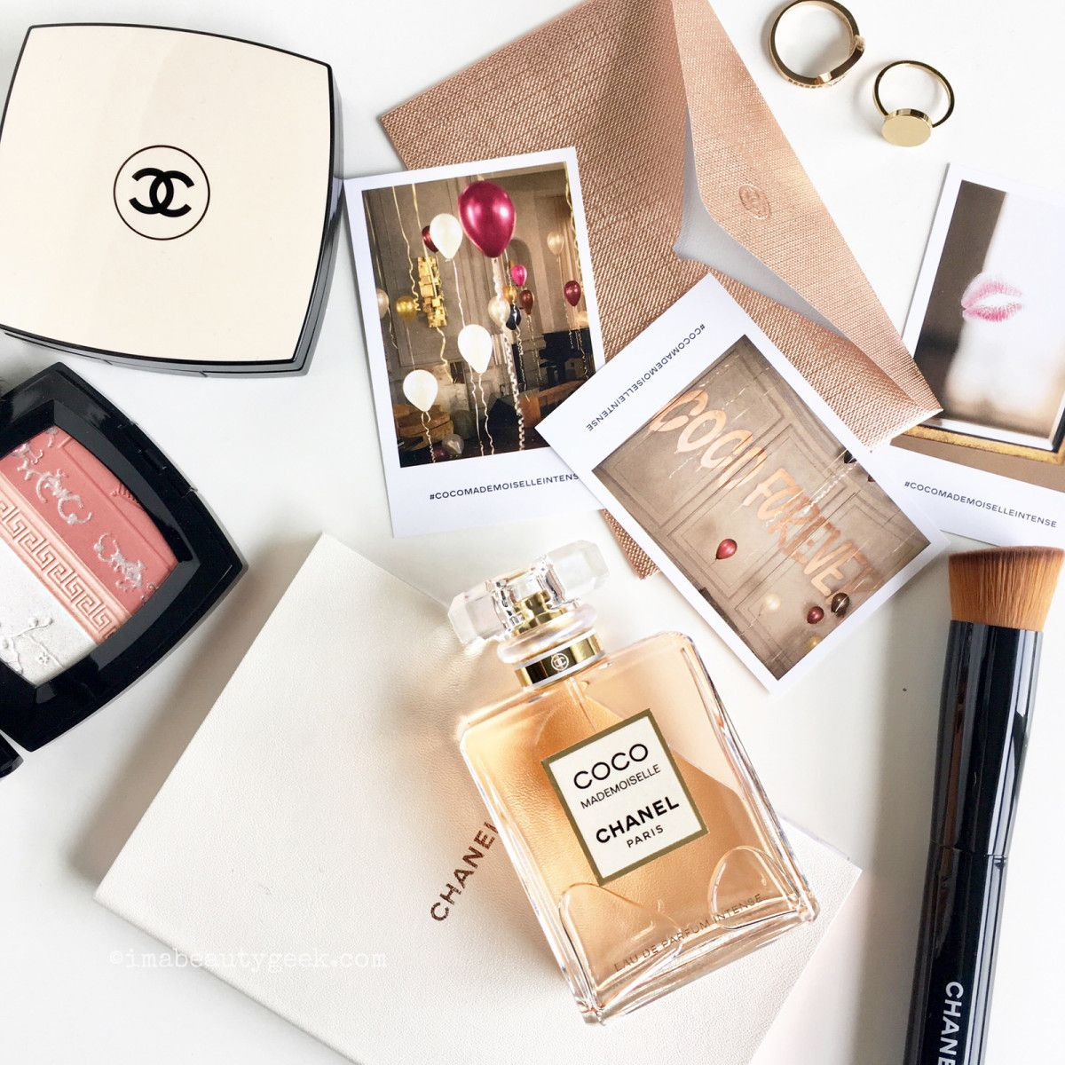Nước hoa Chanel Coco Mademoiselle Intense EDP