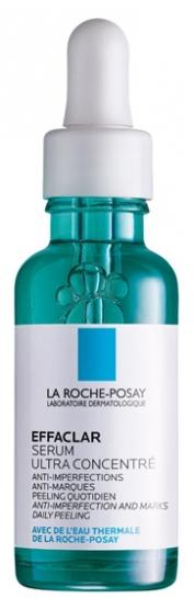 Serum La Roche Posay EFFACLAR  ULTRA CONCENTRATED 3 tác động giảm mụn, thâm sau mụn và lỗ chân lông to