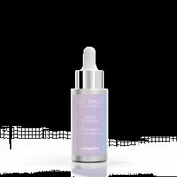 Swissline Cell Shock Age Intelligence Peace Booster 5% Niacinamide + 2% Tranexamic acid Booster chống đỏ da dị ứng, giảm kích ứng và êm dịu da