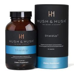 Viên uống hỗ trợ tăng sức đề kháng và chống oxi hóa cho cơ thể Hush & Hush ShieldUp