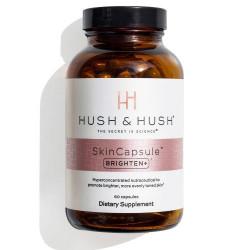 Viên uống làm sáng da mờ thâm nám Hush & Hush Skincapsule BRIGHTEN+