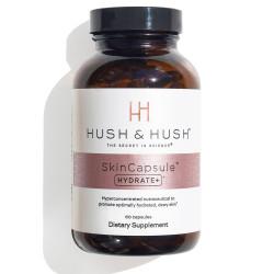Viên uống cấp nước cho da khô thiếu nước Hush & Hush Skincapsule HYDRATE+