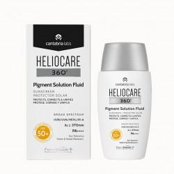 Kem chống nắng kiểm soát tăng sắc tố da Heliocare 360° Pigment Solution Fluid SPF 50
