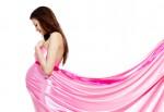 Dùng kem dưỡng da khi mang thai