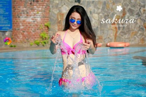 Thương hiệu mỹ phẩm Sakura đồng hành cùng Miss Ngôi Sao 2014