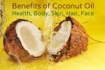 Học lỏm 7 công thức làm đẹp với dầu dừa