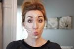 Cách tạo khối khuôn mặt nhấn mạnh và che khuyết điểm