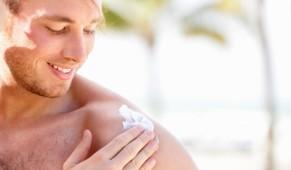 Cách bảo vệ làn da, chống nắng cho chàng - tinh tế và hiệu quả!