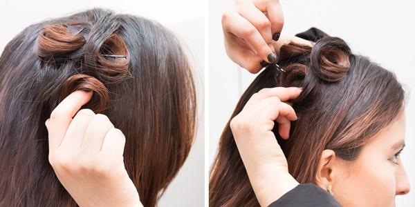 Những mẹo hay để bạn có mái tóc xoăn, phồng cực đẹp