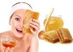 Trị mụn hiệu quả với mặt nạ từ mật ong