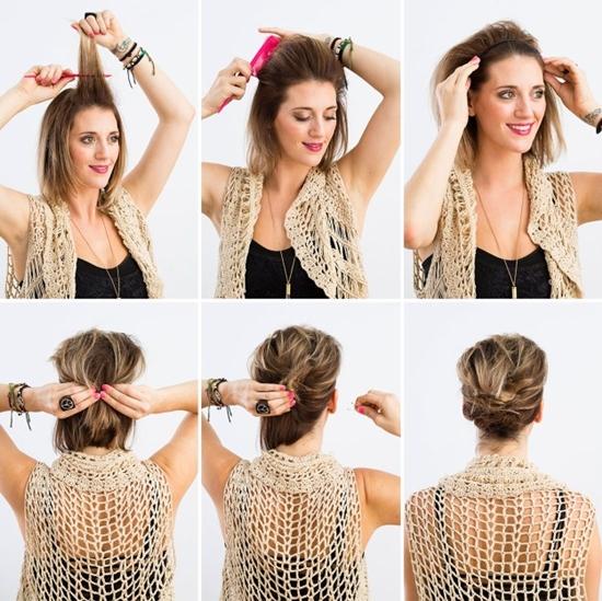 Ba cách biến tấu cực xinh cho cô nàng tóc ngắn