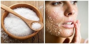 Muốn đẹp toàn diện bạn không thể không dùng tới muối
