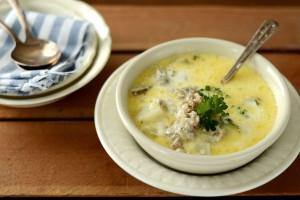 Buổi sáng đầu tuần nhẹ nhàng tăng cân với món súp thịt khoai tây