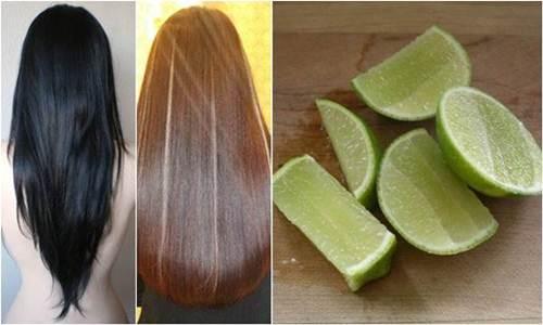 1 quả chanh – 3 cách nhuộm tóc vàng siêu đơn giản không bao giờ lo hư tổn