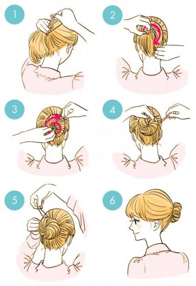 Bảy kiểu tóc xinh đẹp và siêu dễ đến trẻ em cũng làm được