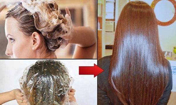 Gội đầu với hỗn hợp này 15 phút, tóc sạch gàu, hết rụng và mọc lại như nấm