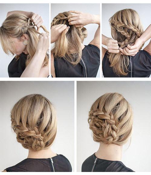 Cách tết tóc nhất định các nàng phải thử ngay