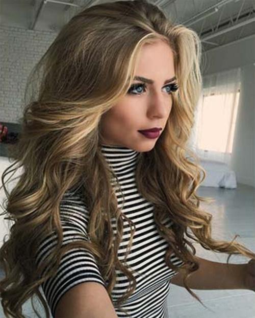 Những kiểu tóc xoăn khiến nàng trở nên quyễn rũ lạ thường