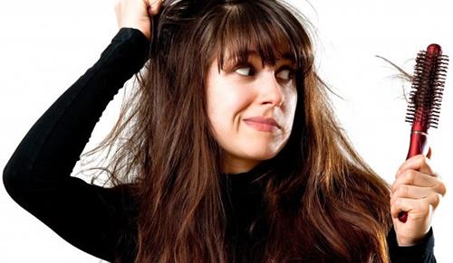 Bón giải pháp ngăn tóc gãy rụng hiệu quả