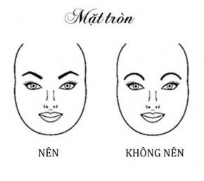 Cách vẽ lông mày cực đẹp cho từng gương mặt