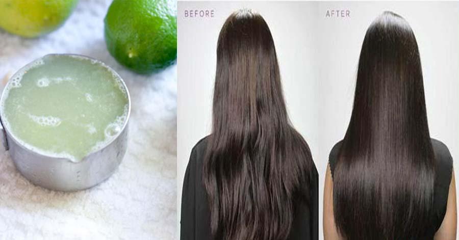 Dùng chanh tươi theo cách này, đảm bảo tóc 5 ngày không gàu, không ngứa, không bết, tóc vẫn bồng bềnh