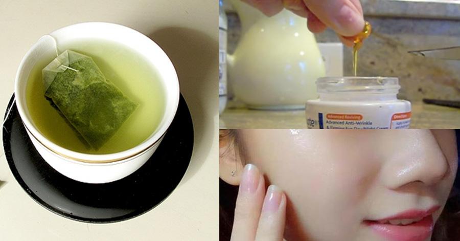 Trích dịch vitamin E trộn với thứ này đông đá rồi chà lên da, mụn, nám lẫn tàn nhang đều bay sạch